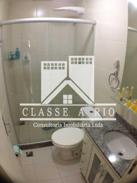 Banheiro_Social - Casa em Condomínio 3 quartos à venda Taquara, Rio de Janeiro - R$ 420.000 - FRCN30012 - 8