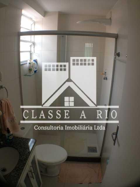 Banheiro_suite_A - Casa em Condomínio 3 quartos à venda Taquara, Rio de Janeiro - R$ 420.000 - FRCN30012 - 15