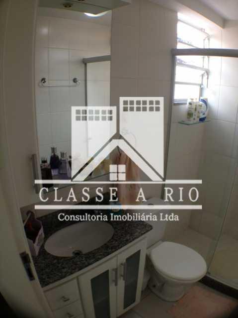 Banheiro_suite_A_2 - Casa em Condomínio 3 quartos à venda Taquara, Rio de Janeiro - R$ 420.000 - FRCN30012 - 14