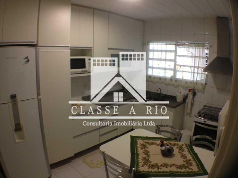 Cozinha - Casa em Condomínio 3 quartos à venda Taquara, Rio de Janeiro - R$ 420.000 - FRCN30012 - 11