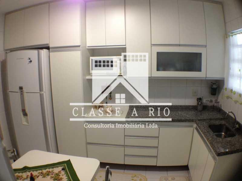 Cozinha_4 - Casa em Condomínio 3 quartos à venda Taquara, Rio de Janeiro - R$ 420.000 - FRCN30012 - 12