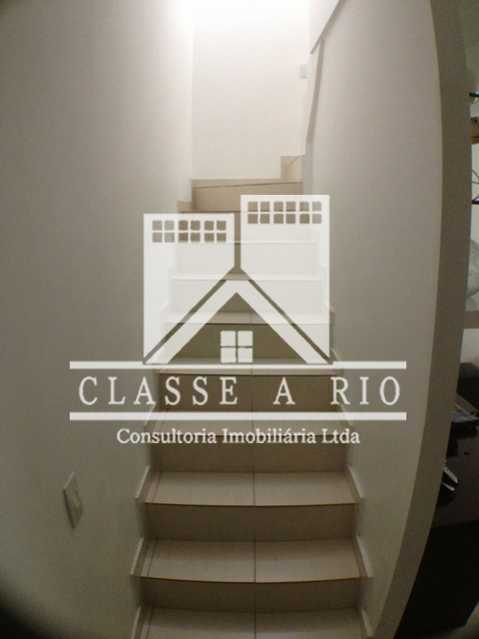 Escada_1_2 - Casa em Condomínio 3 quartos à venda Taquara, Rio de Janeiro - R$ 420.000 - FRCN30012 - 16