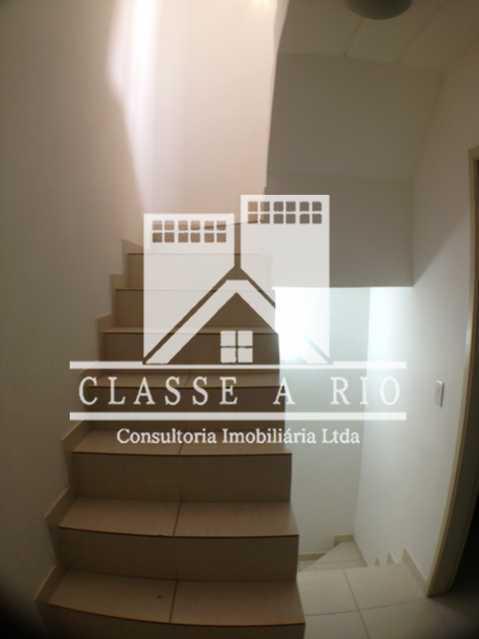 Escada_2_3 - Casa em Condomínio 3 quartos à venda Taquara, Rio de Janeiro - R$ 420.000 - FRCN30012 - 9