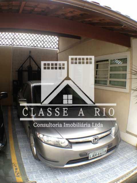Garagem - Casa em Condomínio 3 quartos à venda Taquara, Rio de Janeiro - R$ 420.000 - FRCN30012 - 3