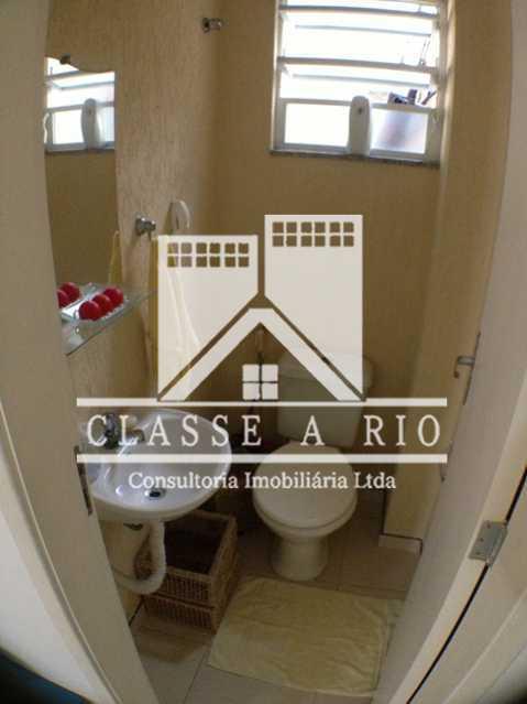 Lavabo - Casa em Condomínio 3 quartos à venda Taquara, Rio de Janeiro - R$ 420.000 - FRCN30012 - 18