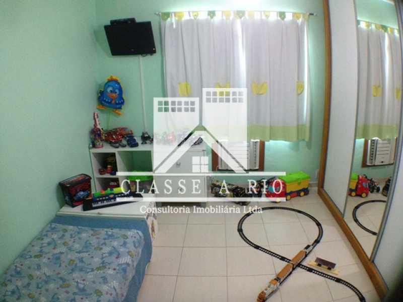 Quarto - Casa em Condomínio 3 quartos à venda Taquara, Rio de Janeiro - R$ 420.000 - FRCN30012 - 25
