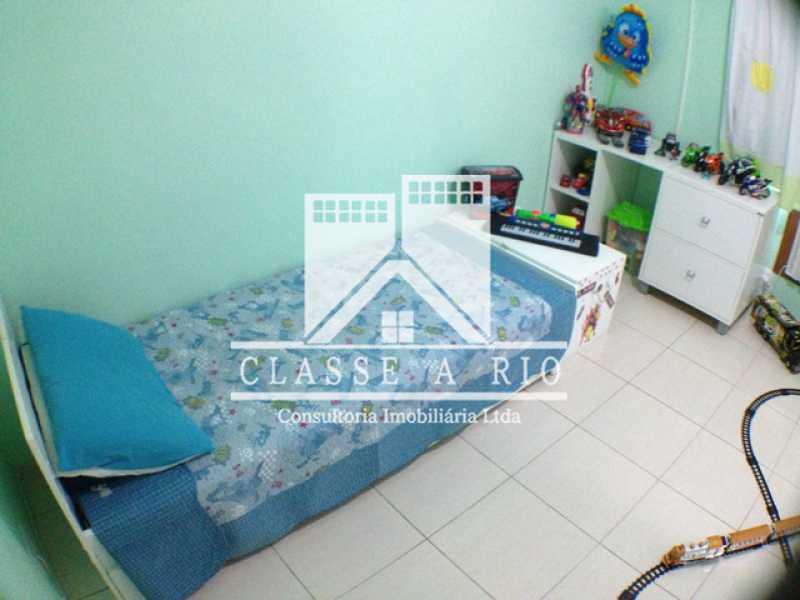 Quarto_2 - Casa em Condomínio 3 quartos à venda Taquara, Rio de Janeiro - R$ 420.000 - FRCN30012 - 17