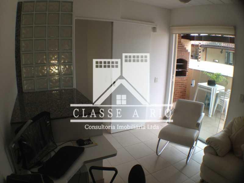 Suite_B_Sala_4 - Casa em Condomínio 3 quartos à venda Taquara, Rio de Janeiro - R$ 420.000 - FRCN30012 - 29
