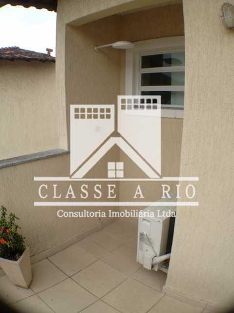 Terraço_1 - Casa em Condomínio 3 quartos à venda Taquara, Rio de Janeiro - R$ 420.000 - FRCN30012 - 6