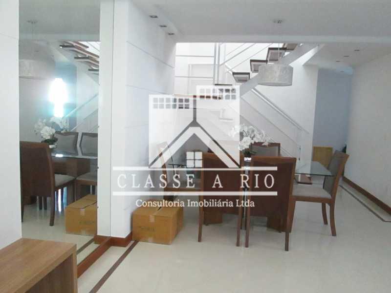 03 - Casa 4 Quartos 2 suítes Freguesia. - FRCN40017 - 4