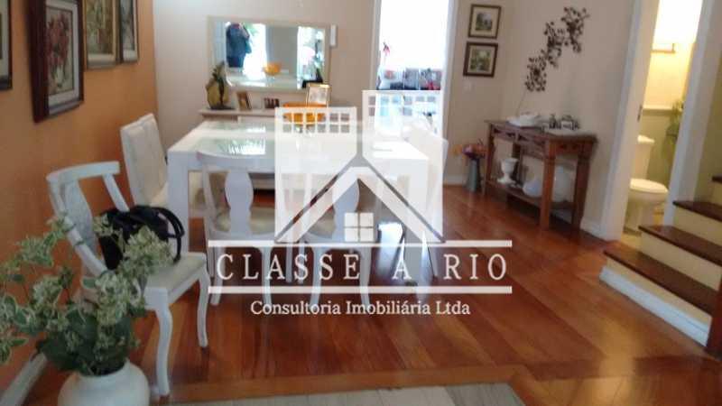 08 - Anil-Casa condominio, 4 quartos, 2 suites, Armários, Lazer, 4 vagas garagem - FRCN40018 - 9