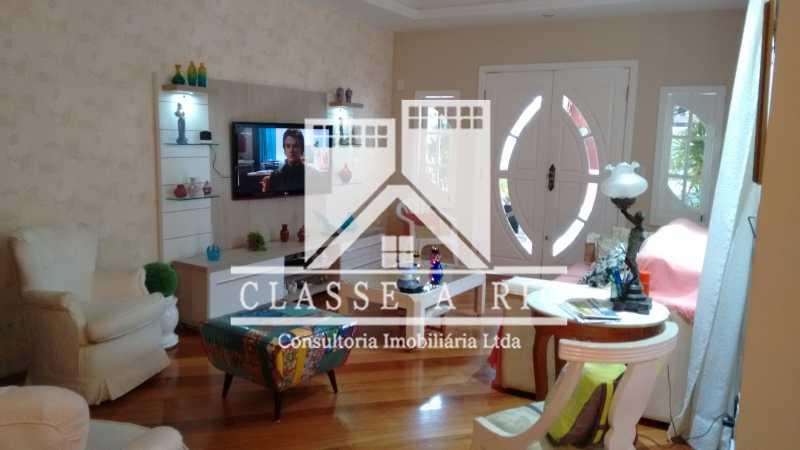 011 - Anil-Casa condominio, 4 quartos, 2 suites, Armários, Lazer, 4 vagas garagem - FRCN40018 - 11
