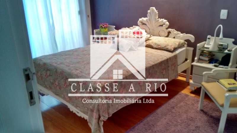 016 - Anil-Casa condominio, 4 quartos, 2 suites, Armários, Lazer, 4 vagas garagem - FRCN40018 - 17