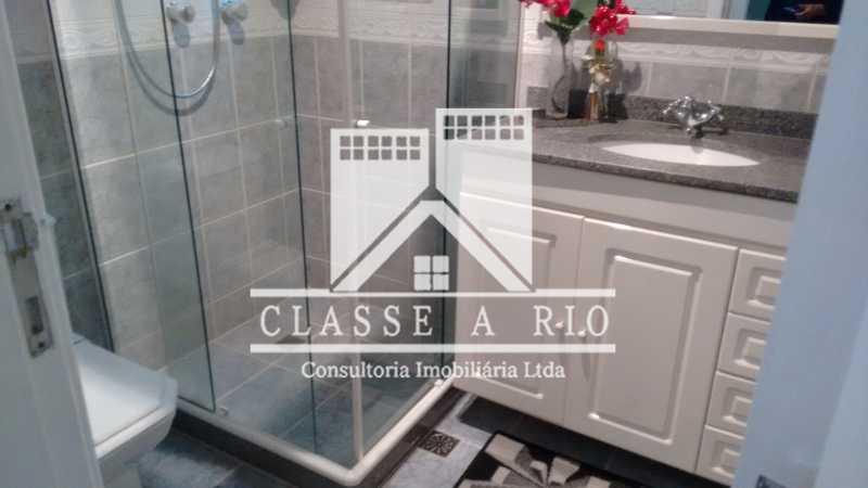 018 - Anil-Casa condominio, 4 quartos, 2 suites, Armários, Lazer, 4 vagas garagem - FRCN40018 - 19