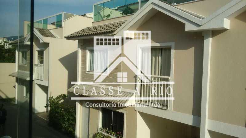 01 - Casa em Condominio À Venda - Freguesia (Jacarepaguá) - Rio de Janeiro - RJ - FRCN30016 - 1