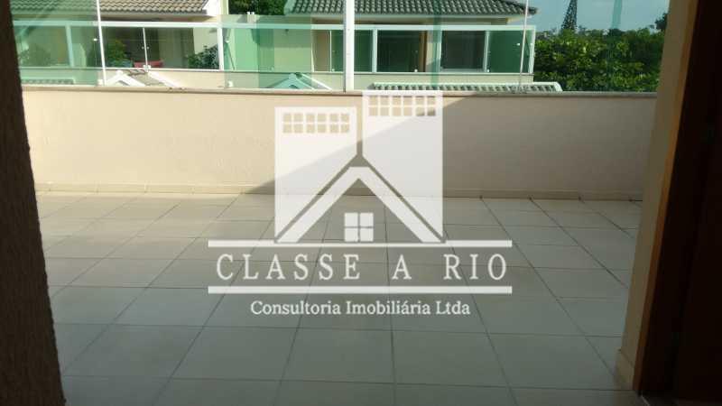 016 - Casa em Condominio À Venda - Freguesia (Jacarepaguá) - Rio de Janeiro - RJ - FRCN30016 - 17