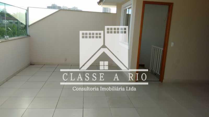 017 - Casa em Condominio À Venda - Freguesia (Jacarepaguá) - Rio de Janeiro - RJ - FRCN30016 - 18