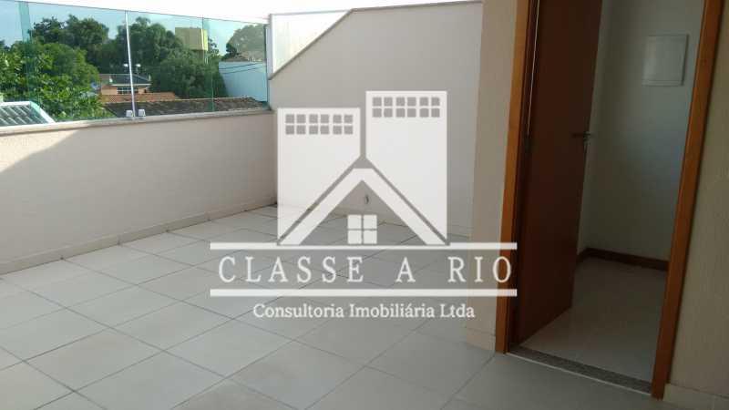 019 - Casa em Condominio À Venda - Freguesia (Jacarepaguá) - Rio de Janeiro - RJ - FRCN30016 - 20