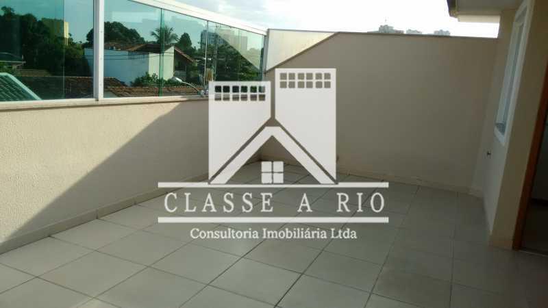 020 - Casa em Condominio À Venda - Freguesia (Jacarepaguá) - Rio de Janeiro - RJ - FRCN30016 - 21