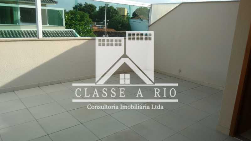 027 - Casa em Condominio À Venda - Freguesia (Jacarepaguá) - Rio de Janeiro - RJ - FRCN30016 - 28