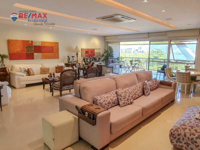 003 - Apartamento à venda Praça Benedito Cerqueira,Rio de Janeiro,RJ - R$ 3.950.000 - AP0406 - 3