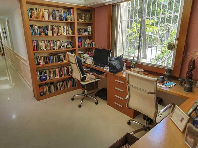 0010 - Apartamento à venda Praça Benedito Cerqueira,Rio de Janeiro,RJ - R$ 3.950.000 - AP0406 - 11