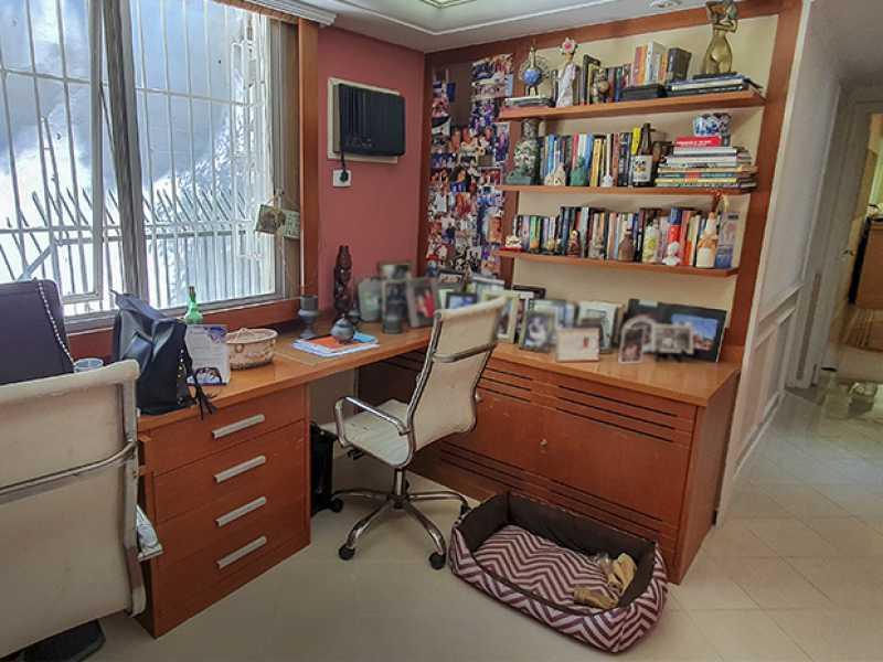 0011 - Apartamento à venda Praça Benedito Cerqueira,Rio de Janeiro,RJ - R$ 3.950.000 - AP0406 - 10