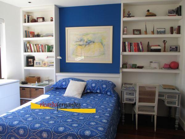 FOTO17 - Apartamento 4 quartos à venda Rio de Janeiro,RJ - R$ 3.950.000 - AP0436 - 19
