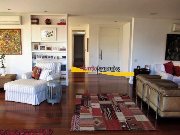 FOTO4 - Apartamento 4 quartos à venda Rio de Janeiro,RJ - R$ 3.950.000 - AP0436 - 6