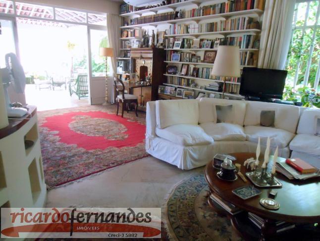 FOTO1 - Casa à venda Rua Senador Simonsen,Rio de Janeiro,RJ - R$ 4.900.000 - CA0001 - 3