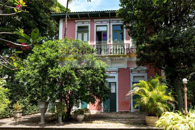 FOTO0 - Casa 5 quartos à venda Rio de Janeiro,RJ - R$ 3.700.000 - CA0060 - 1