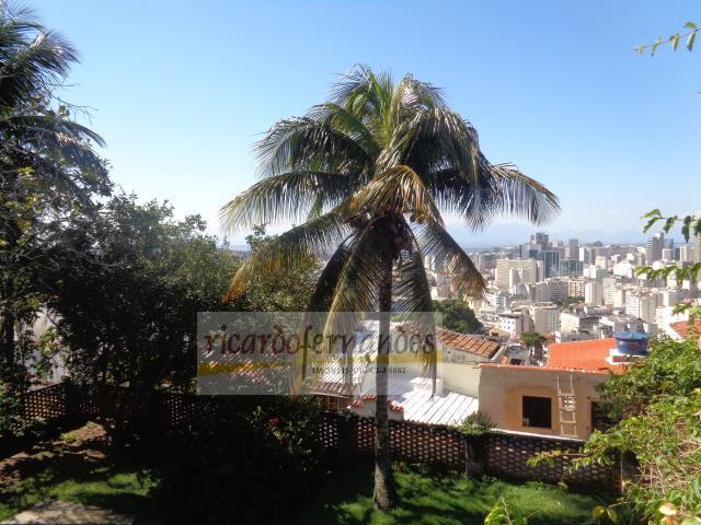 FOTO3 - Casa À Venda - Santa Teresa - Rio de Janeiro - RJ - CA0061 - 5