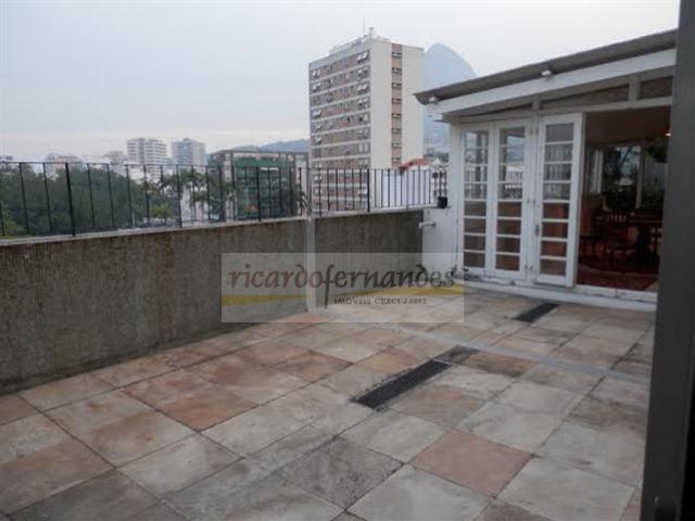 FOTO0 - Cobertura À Venda - Leblon - Rio de Janeiro - RJ - CO0056 - 1