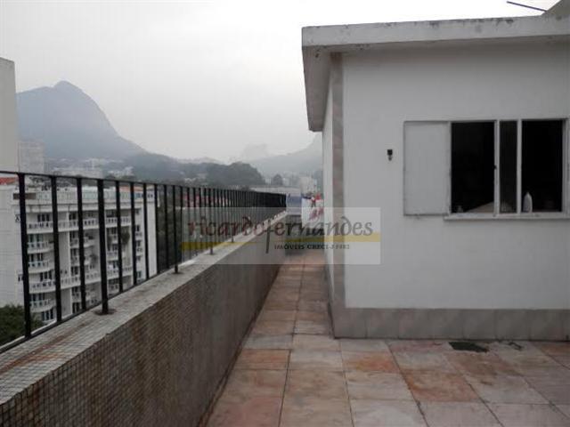 FOTO16 - Cobertura À Venda - Leblon - Rio de Janeiro - RJ - CO0056 - 18