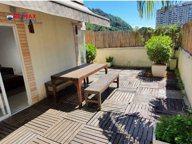 pronto - Cobertura à venda Rua Mário Pederneiras,Rio de Janeiro,RJ - R$ 3.000.000 - CO0644 - 3