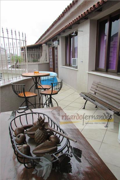 FOTO7 - Cobertura à venda Rua do Humaitá,Rio de Janeiro,RJ - R$ 1.800.000 - CO0714 - 9
