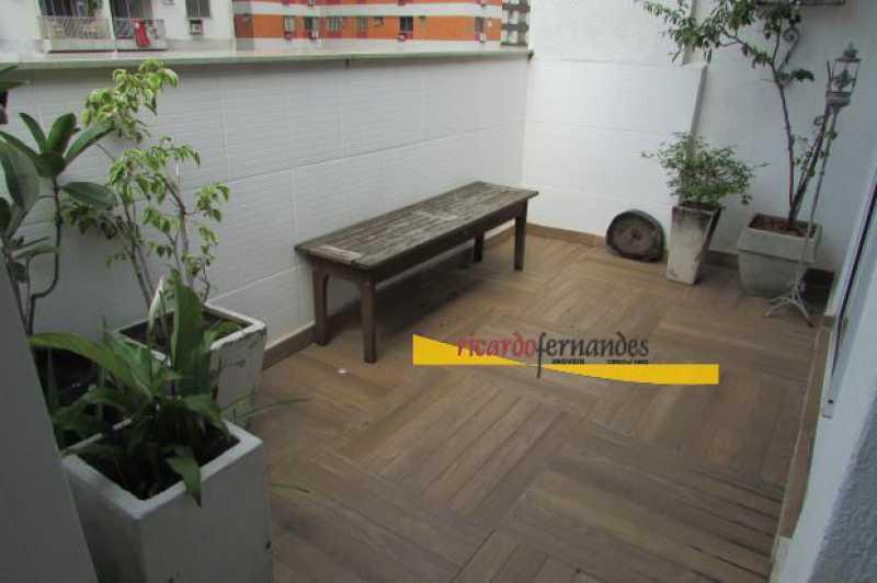 IMG_1413 - Cobertura à venda Rua Clarice Índio do Brasil,Rio de Janeiro,RJ - R$ 950.000 - CO0716 - 4