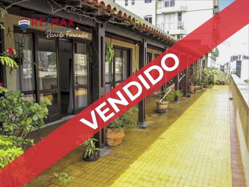 PRONTO 23 - Cobertura à venda Rua Voluntários da Pátria,Rio de Janeiro,RJ - R$ 2.100.000 - CO0717 - 1