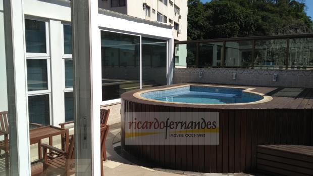 FOTO1 - Cobertura à venda Rua Jornalista Orlando Dantas,Rio de Janeiro,RJ - R$ 3.200.000 - CO0722 - 3