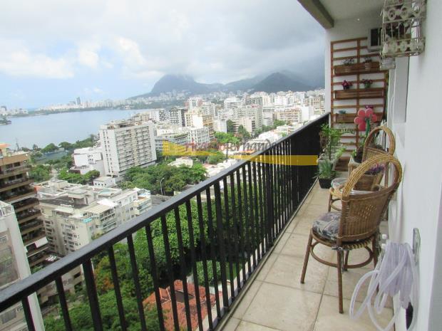 FOTO12 - Cobertura À Venda - Jardim Botânico - Rio de Janeiro - RJ - CO0725 - 14