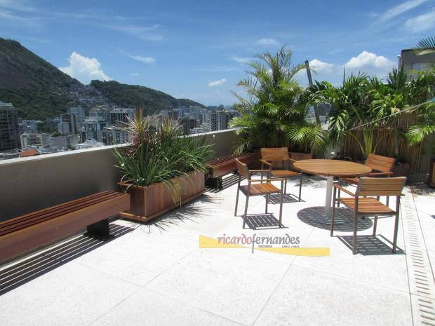 FOTO2 - Cobertura à venda Rua Macedo Sobrinho,Rio de Janeiro,RJ - R$ 1.750.000 - RFCO30031 - 4
