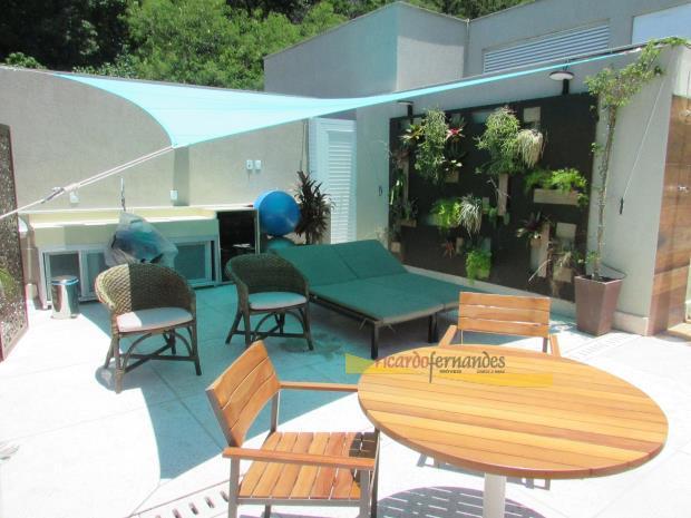 FOTO3 - Cobertura à venda Rua Macedo Sobrinho,Rio de Janeiro,RJ - R$ 1.750.000 - RFCO30031 - 5