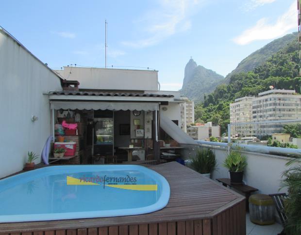 FOTO0 - Cobertura À Venda - Botafogo - Rio de Janeiro - RJ - CO0732 - 1