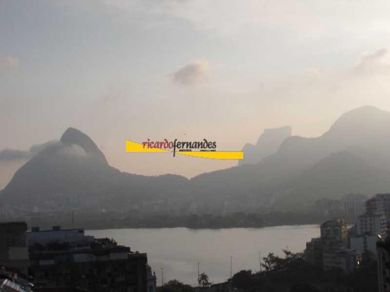 IMG_5299 - Cobertura À Venda - Lagoa - Rio de Janeiro - RJ - 1225 - 20
