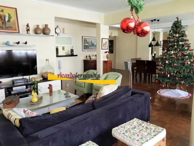 Sl 1. - Apartamento À Venda - Copacabana - Rio de Janeiro - RJ - RFAP30003 - 3