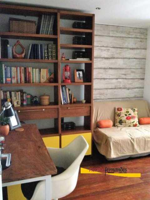 2ªsuíte - Apartamento à venda Rua Mário Faustino,Rio de Janeiro,RJ - R$ 750.000 - RFAP20006 - 13