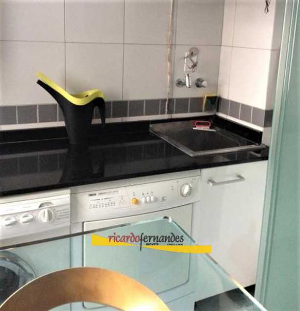 ár de serviço - Apartamento à venda Rua Mário Faustino,Rio de Janeiro,RJ - R$ 750.000 - RFAP20006 - 17