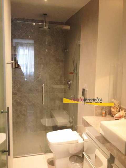 banh suite - Apartamento à venda Rua Mário Faustino,Rio de Janeiro,RJ - R$ 750.000 - RFAP20006 - 11