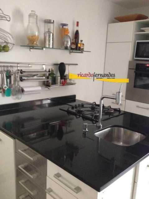 cozinha1 - Apartamento à venda Rua Mário Faustino,Rio de Janeiro,RJ - R$ 750.000 - RFAP20006 - 15