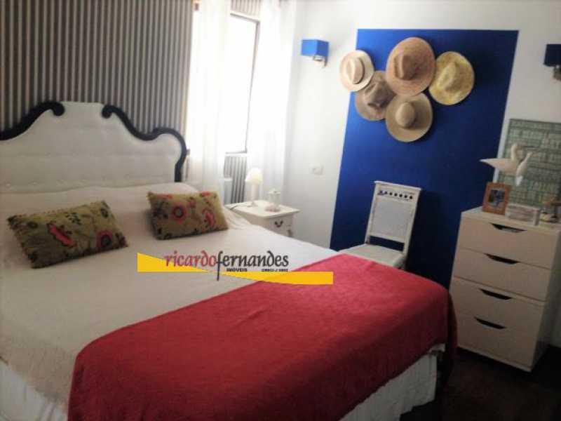 suíte. - Apartamento à venda Rua Mário Faustino,Rio de Janeiro,RJ - R$ 750.000 - RFAP20006 - 9